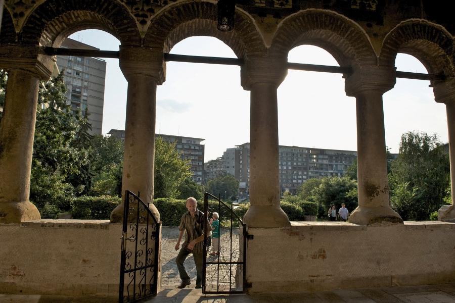 Biserică în București