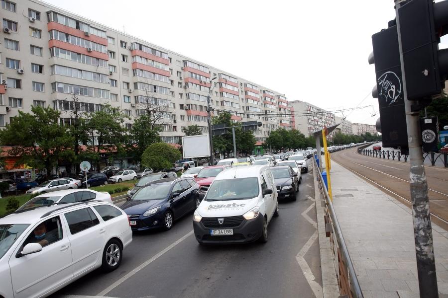 strada bucuresti - Foto Xinhua News / Profimedia)
