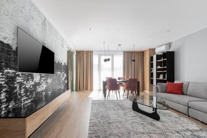 apartament amanajat