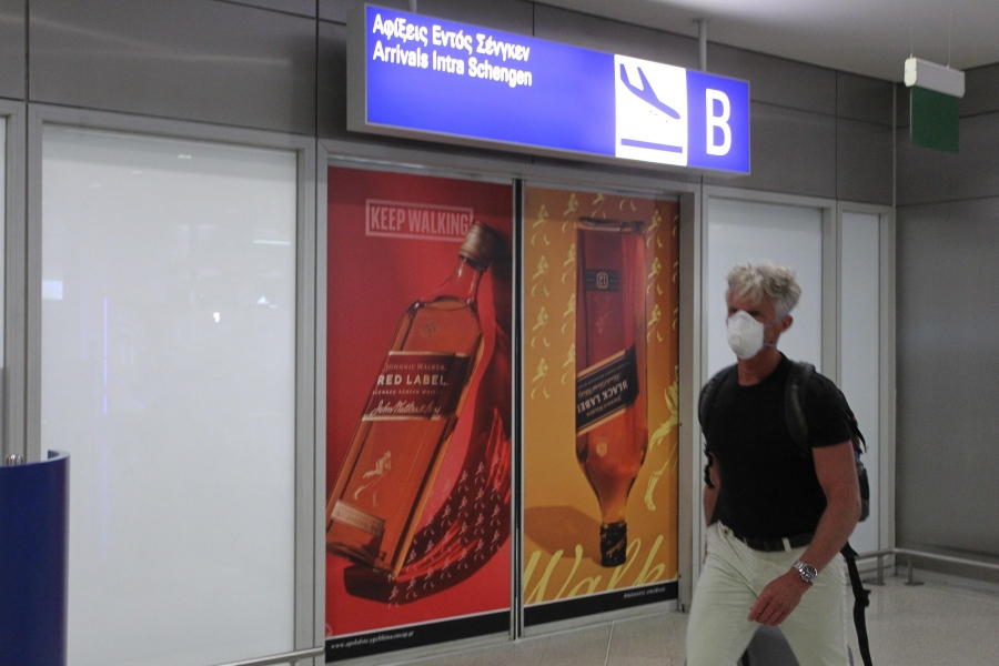 grecia - aeroport - Aristidis VafeiadakisZUMA Wire / SplashNews.com / Splash / Profimedia