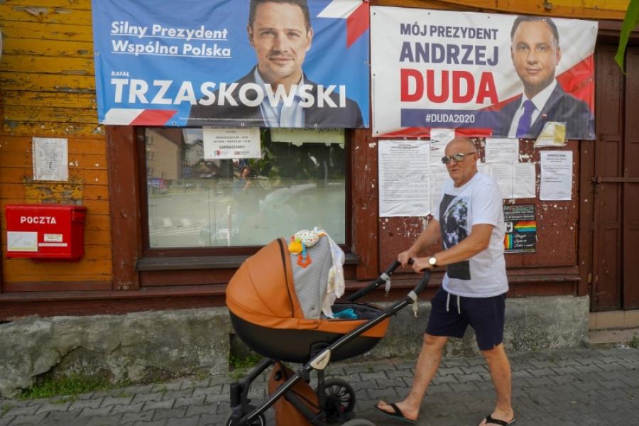 Alegeri în Polonia