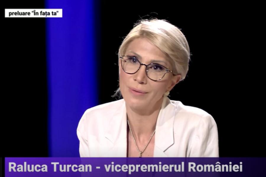 Raluca Turcan, În fața ta