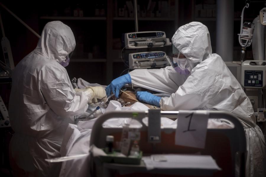Covid spital doctori