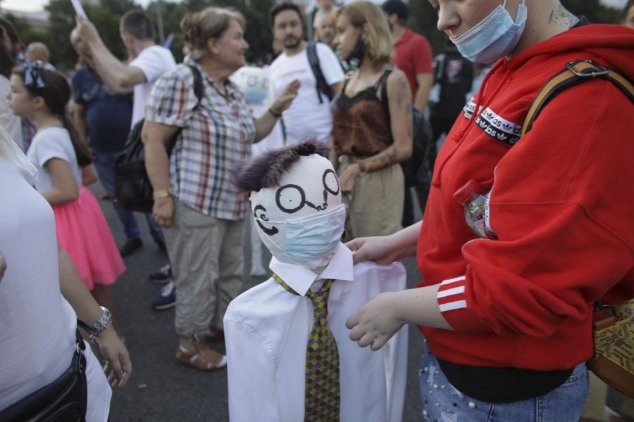 protest 12 iulie - Inquam Photos / Octav Ganea