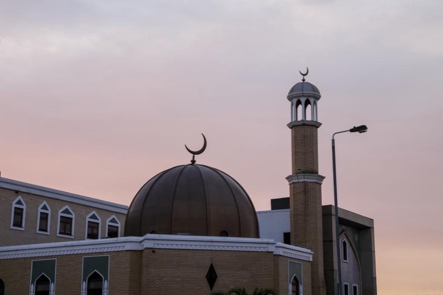Moschee - Getty