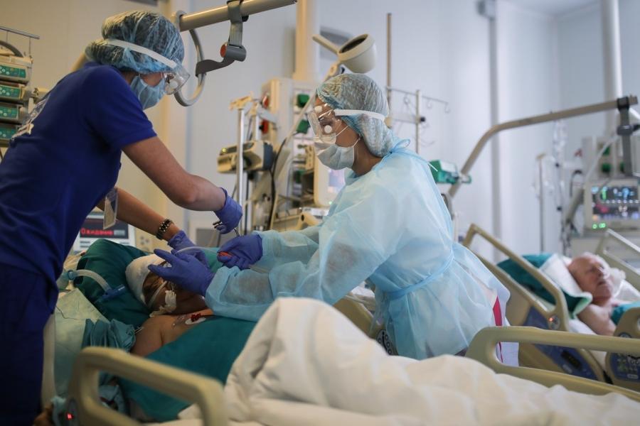 Terapie intensivă - Covid