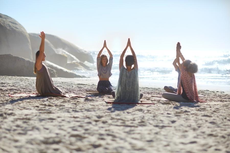 meditatii - Foto: Trevor Adeline/ Caia Image/ Profimedia)