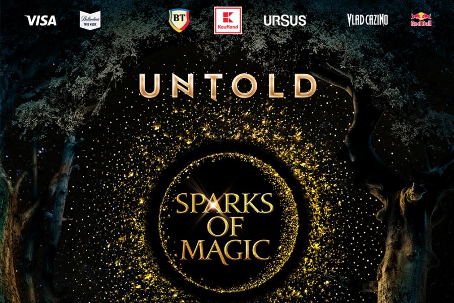 Untold 2020- Sparks of Magic