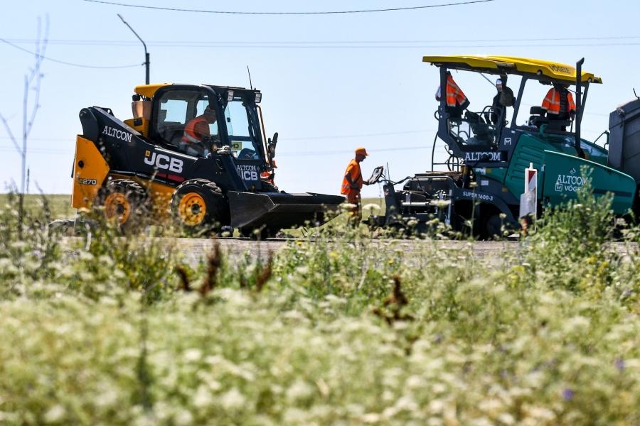 autostraada in constructie - Foto Ukrinform / Shutterstock Editorial / Profimedia
