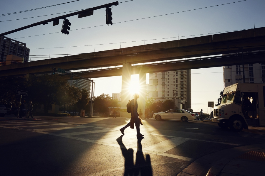 oameni pe strada - nou - Foto Guliver/Getty Images