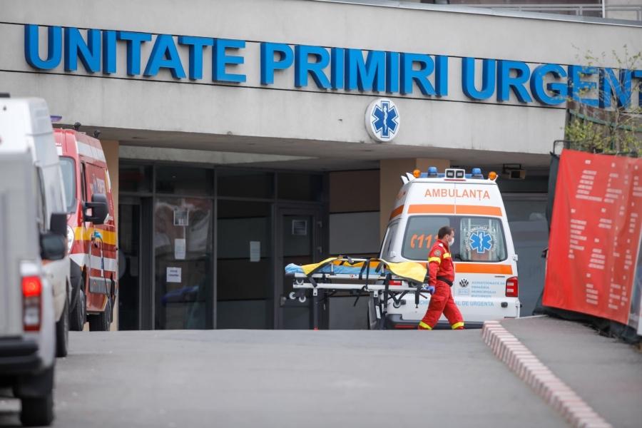 spital - covid - Bucuresti - (Foto MoiraM / Alamy / Alamy / Profimedia)