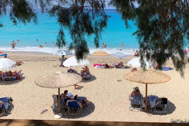 plaja Grecia - Funky