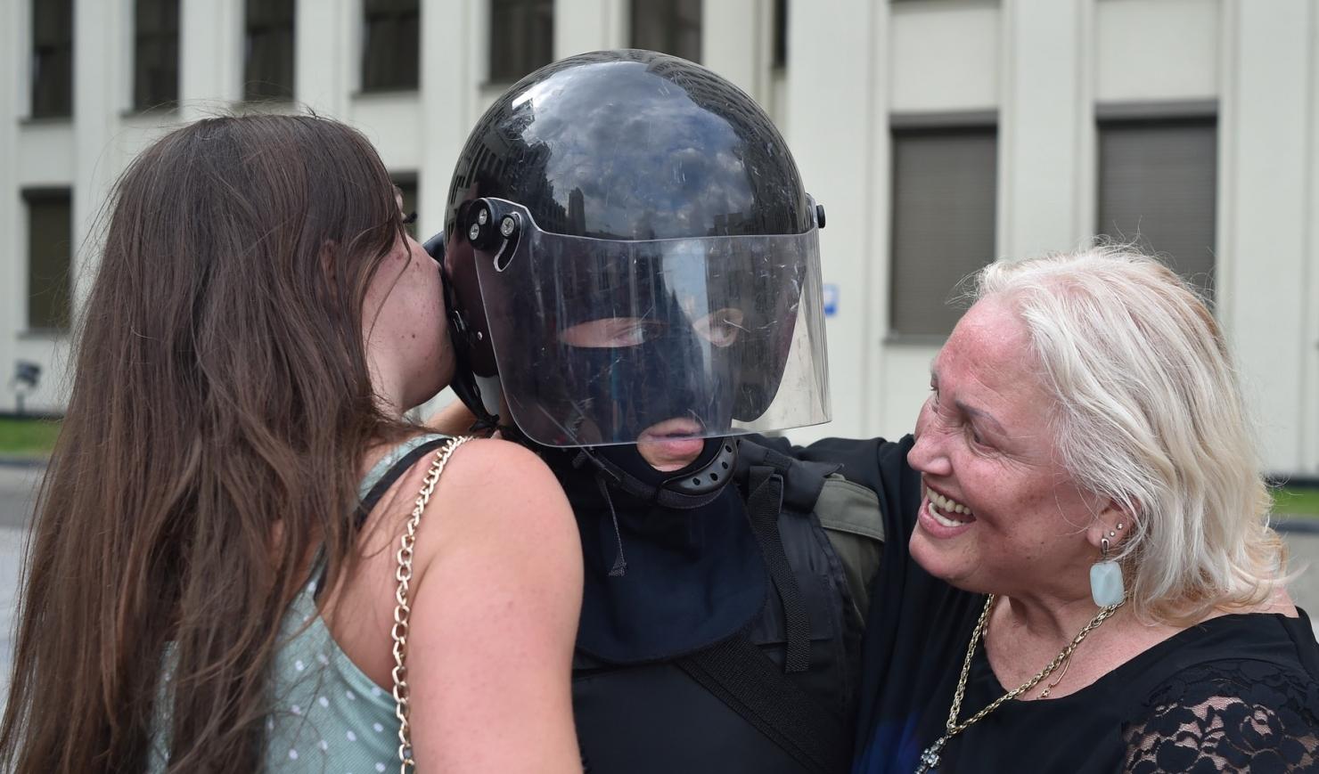 Belarus - proteste