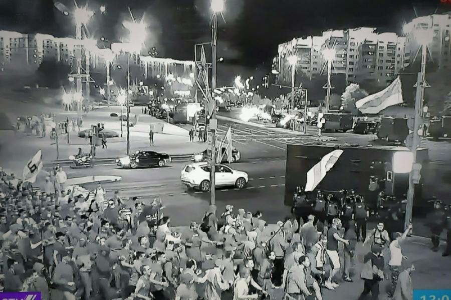 Belarus - proteste - HH