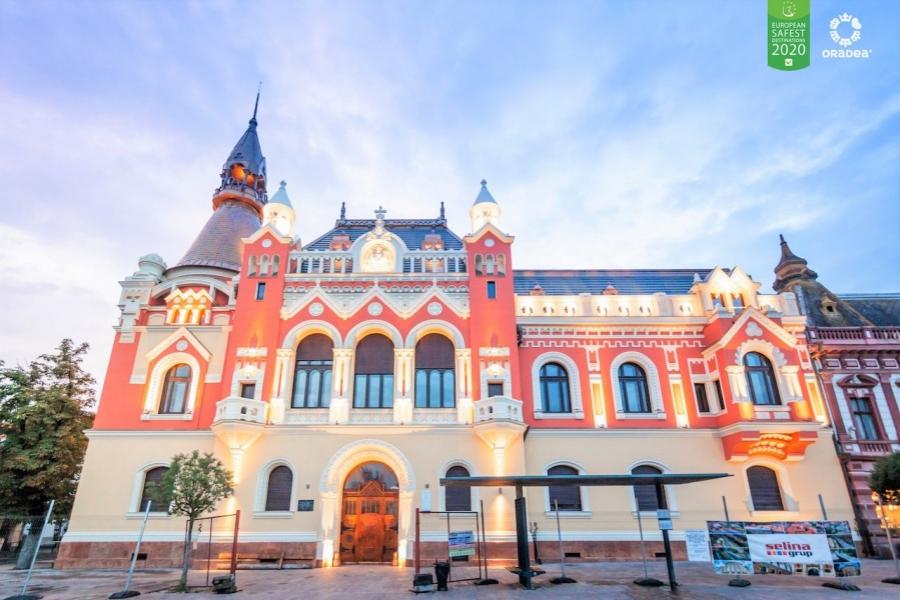 Palatul episcopal Oradea