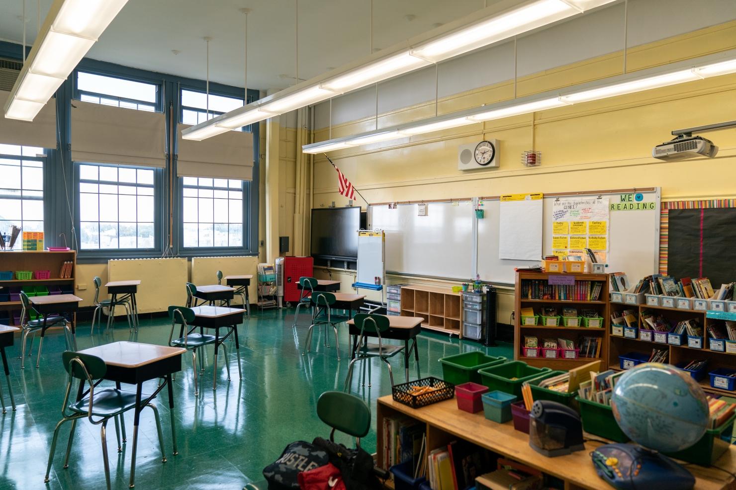Deschiderea școlilor în New York