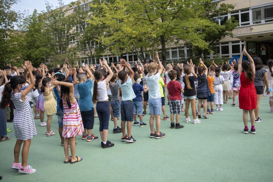 Deschiderea școlilor în Germania