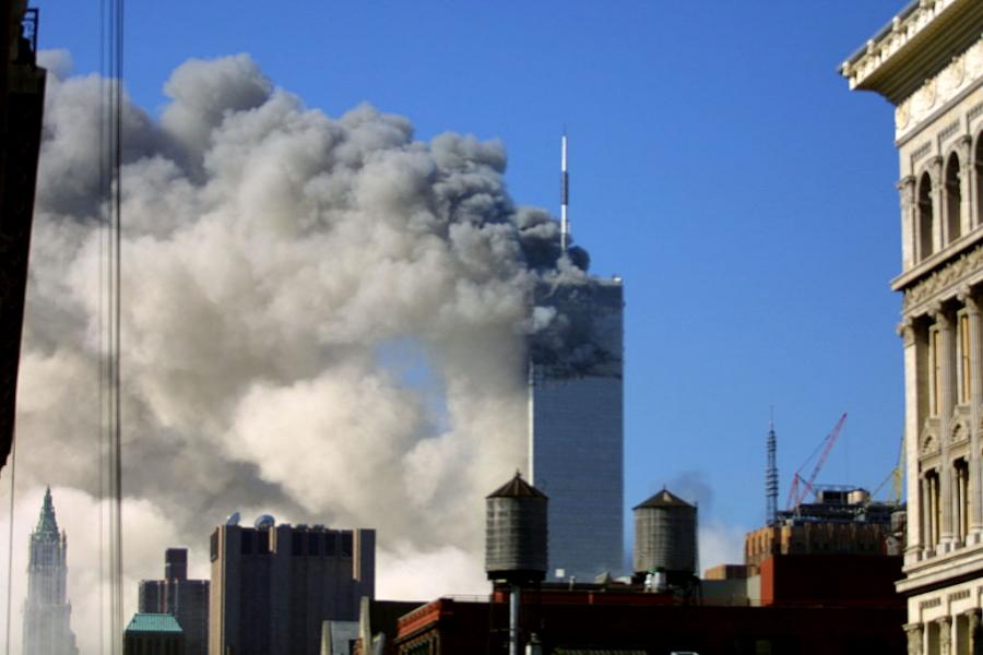 9/11  Getty