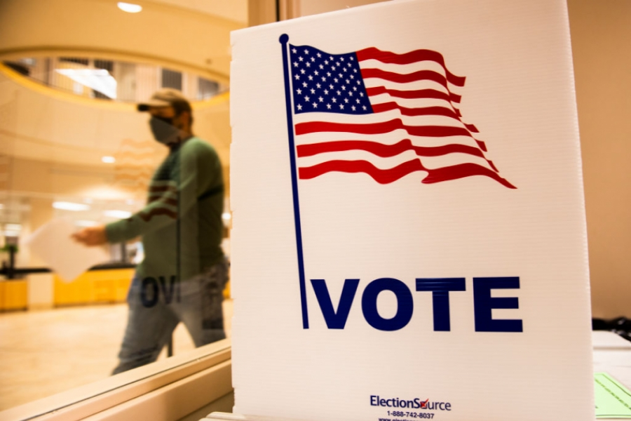 Vot in SUA