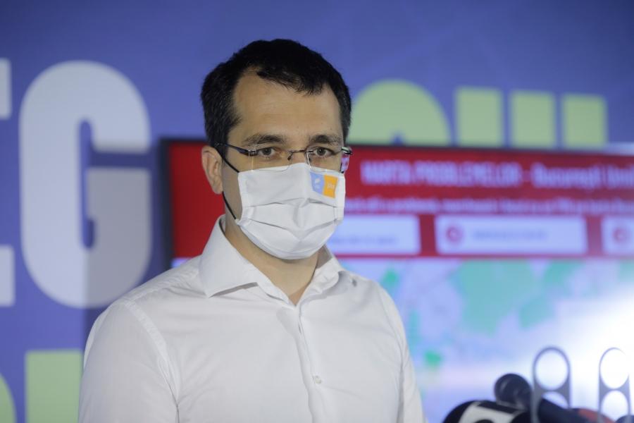 Vlad Voiculescu - alegeri locale