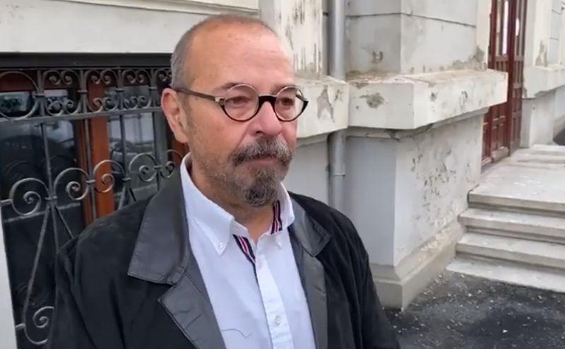 Cristian Popescu Piedone - captura