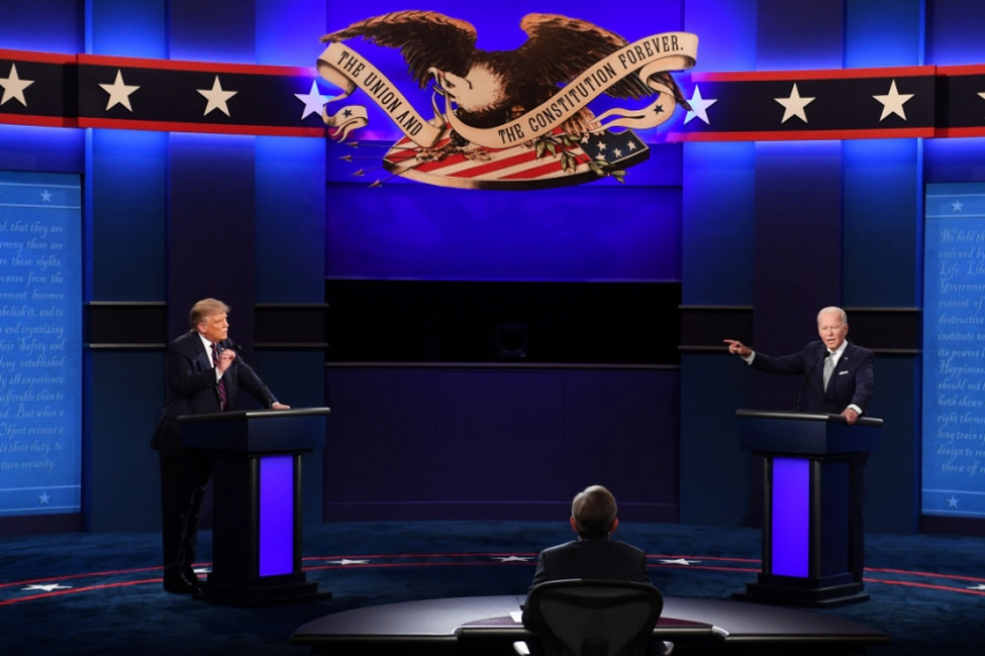 Dezbatere Trump - Biden