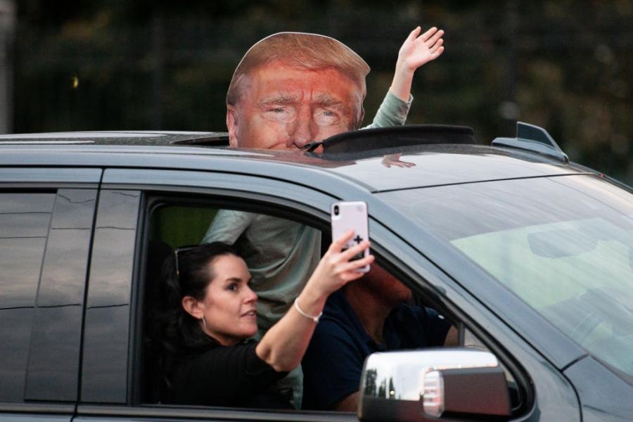 Donald Trump - sustinatori