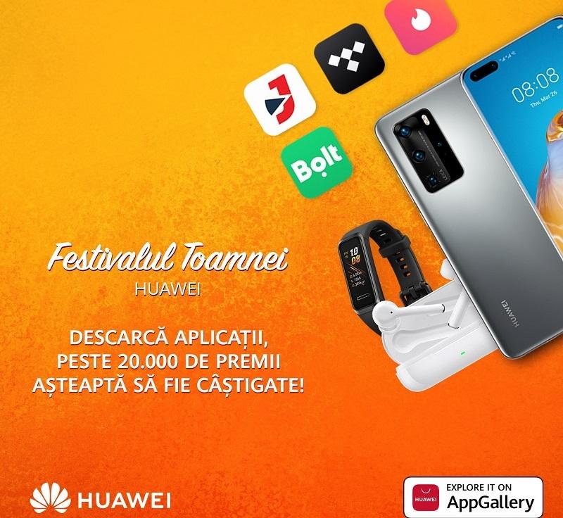 Huawei - Festival of Apps