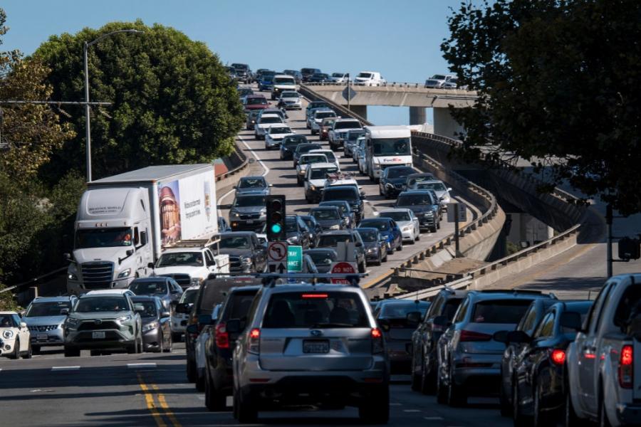 autostrada în SUA