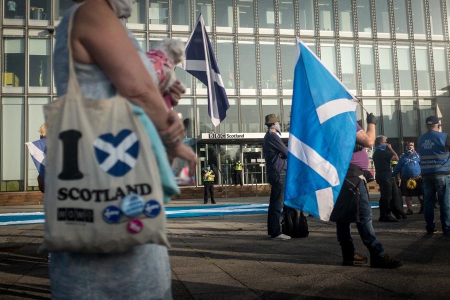 Scotia referendum (Foto Julien Marsault / AFP / Profimedia)