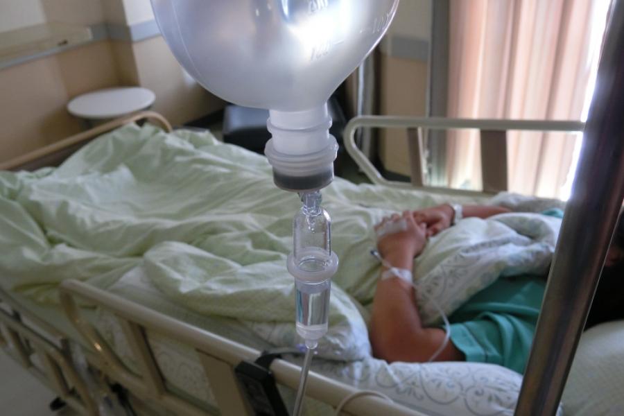 pat - pacient - spital