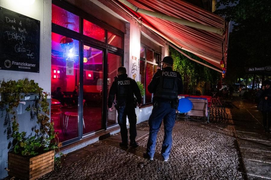 Restricții restaurante germane