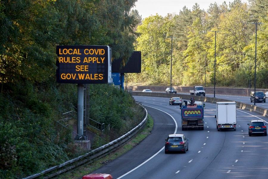 Restricții Țara Galilor