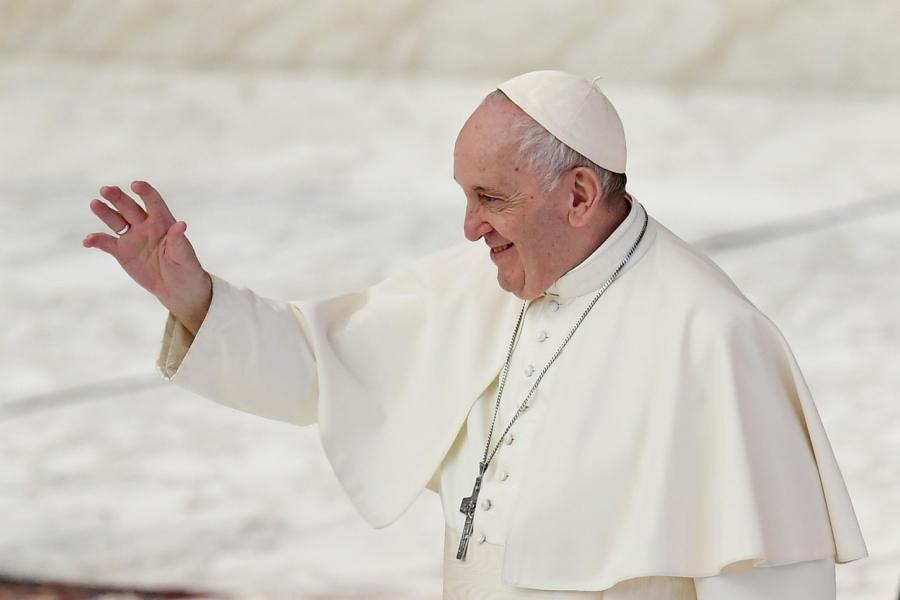 Papa Francisc - Profimedia