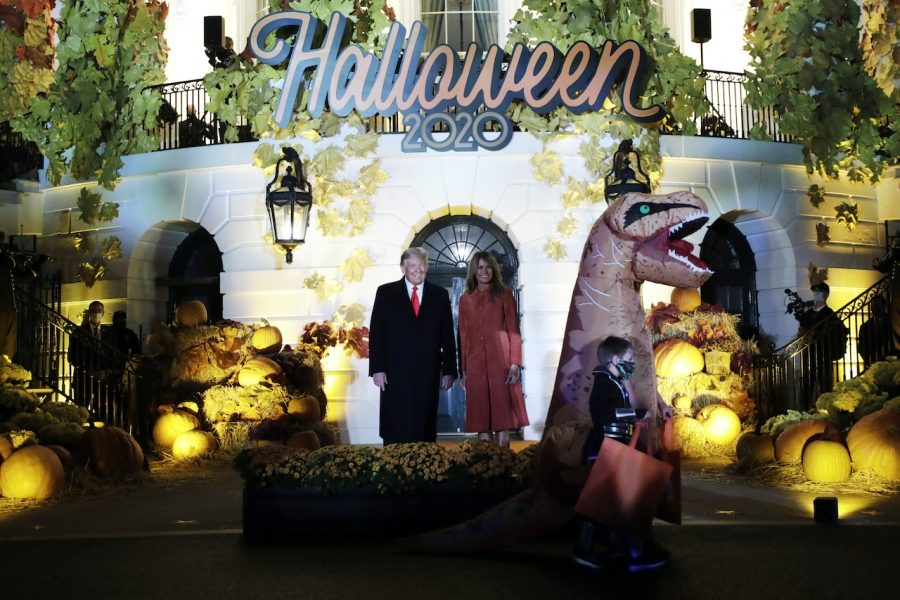 Donald Trump - Halloween