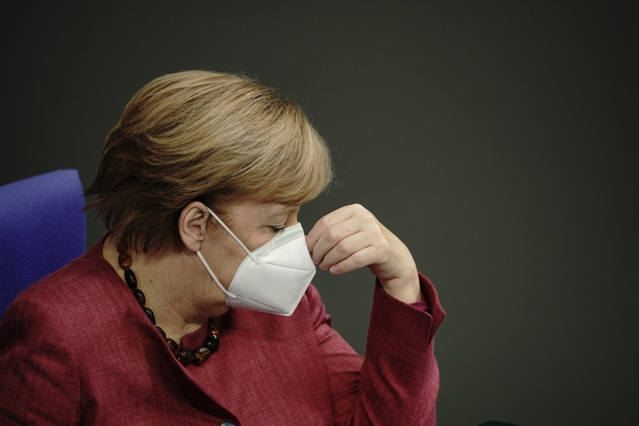 Angela Merkel - Foto profimedia