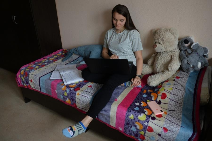 studenta - Foto: Pavel Lisitsyn / Sputnik / Profimedia
