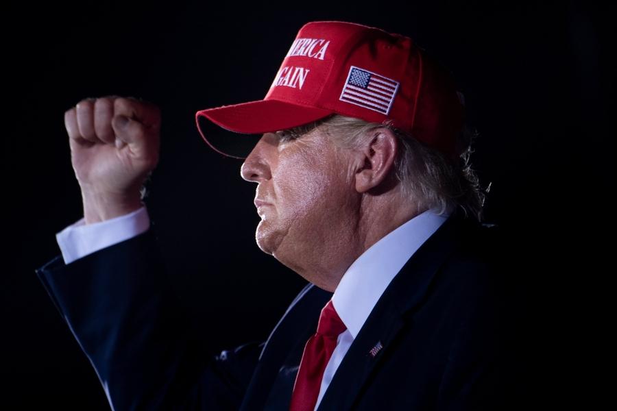 Donald Trump - pumn