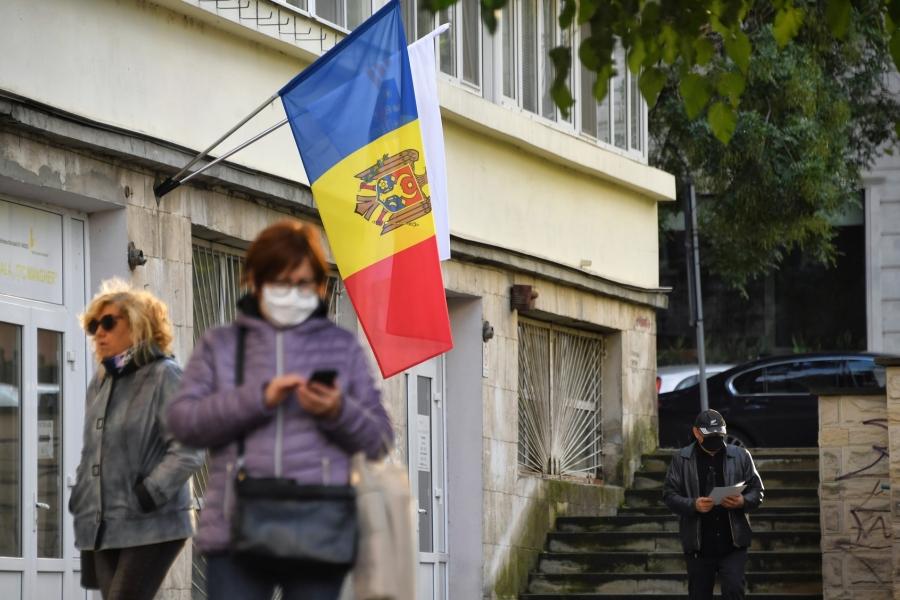R Moldova - alegeri