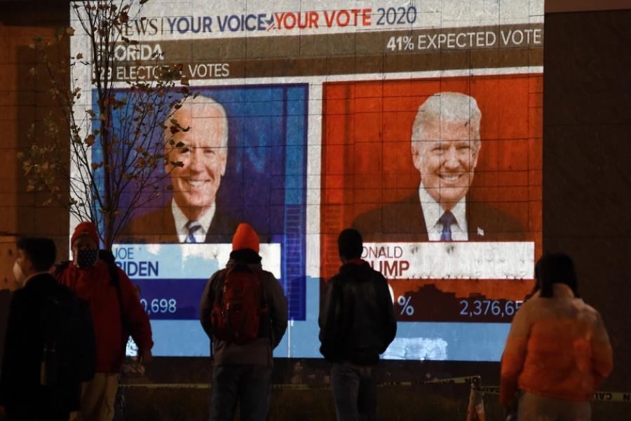Alegeri SUA - 4 noiembrie