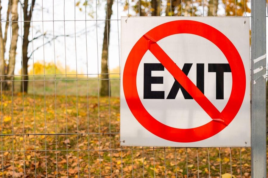 exit - Foto Evgeny Nekrasov / Alamy / Alamy / Profimedia