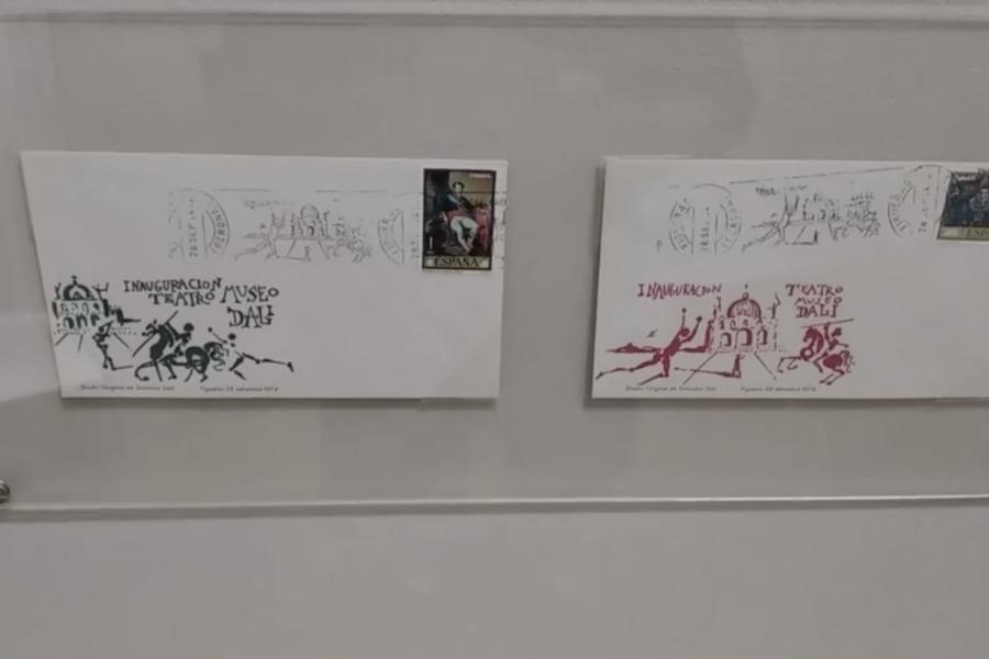 Expoziție Salvador Dali