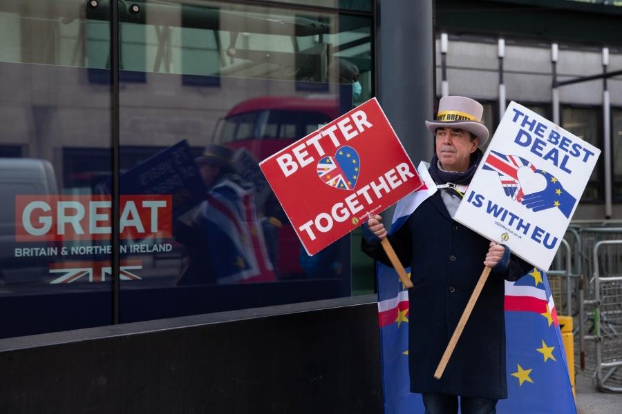 Brexit - Foto: Mark Thomas / Shutterstock Editorial / Profimedia
