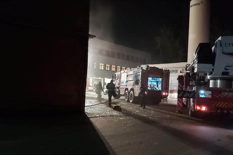 Incendiu Piatra Neamț