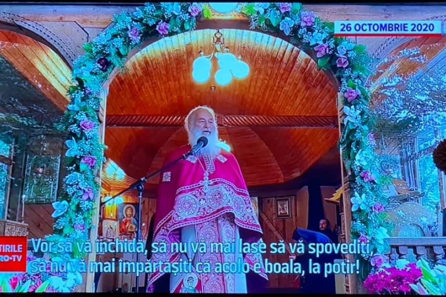 Părintele Ghelasie