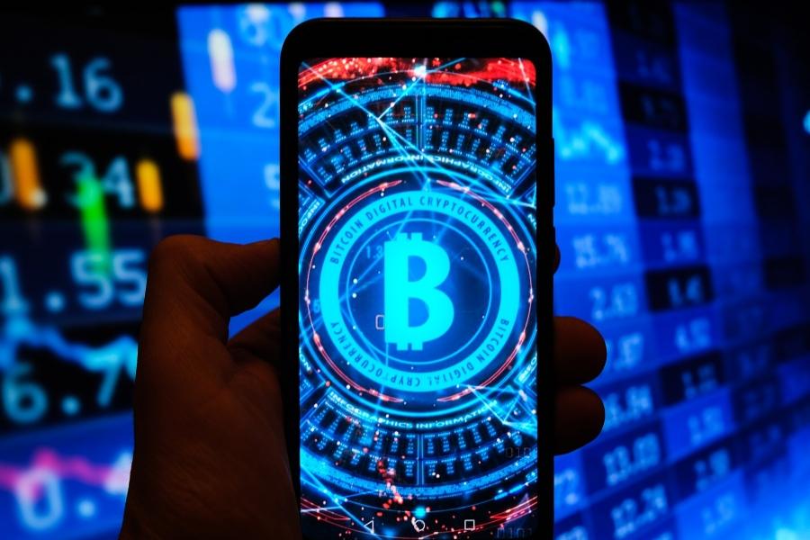 bitcoin - (Foto: SOPA Images / ddp USA / Profimedia)
