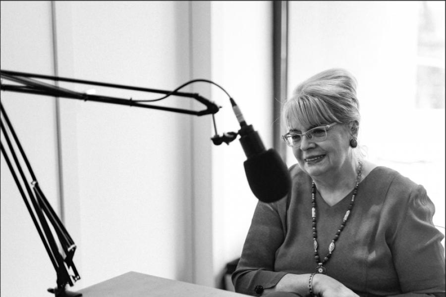 Podcast e normal să facem bine, invitată Irina_Margareta Nistor