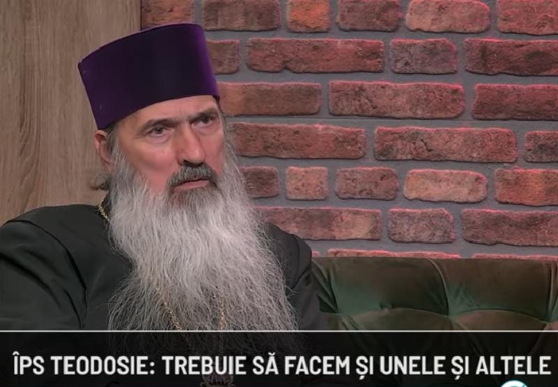 IPS TEodosie - captura - Foto: captura constantatv.ro)