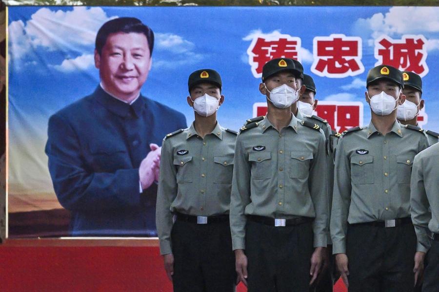 Xi Jinping, virusul chinezesc