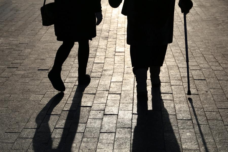 umbra femeie - Oleg Elkov / Alamy / Alamy / Profimedia